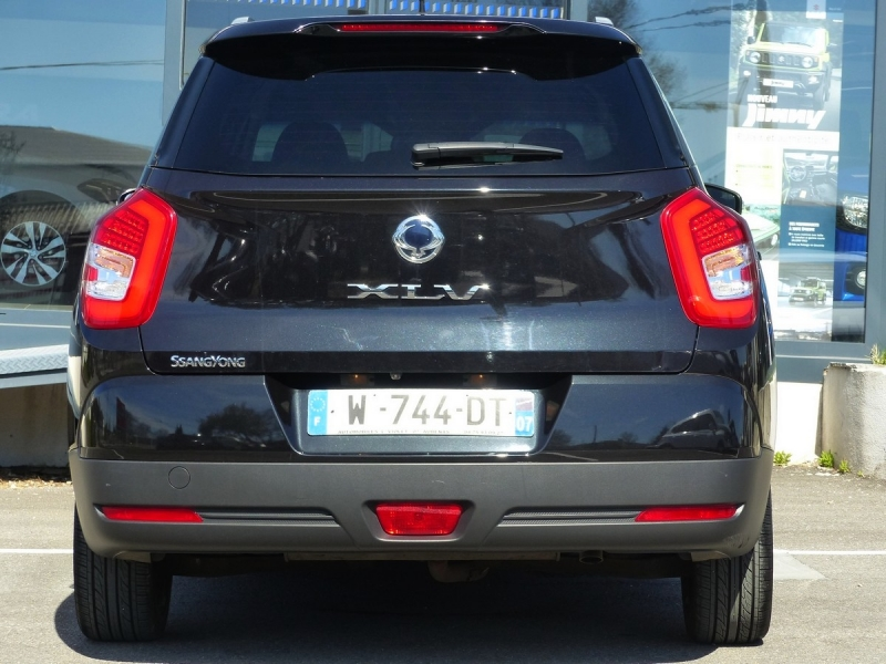 Photo 6 de l'offre de SSANGYONG Tivoli XLV 160 e-XDi 115 4WD AT6 à 19990€ chez Automobiles Laurent Violet