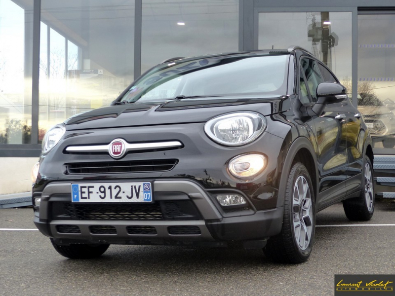 Fiat 500X 1.4 MultiAir 140 ch Cross Essence noir Occasion à vendre